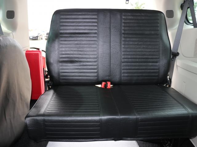 3rd Row 2-Person Folding Bench for Rear Entry Dodge Grand Caravan