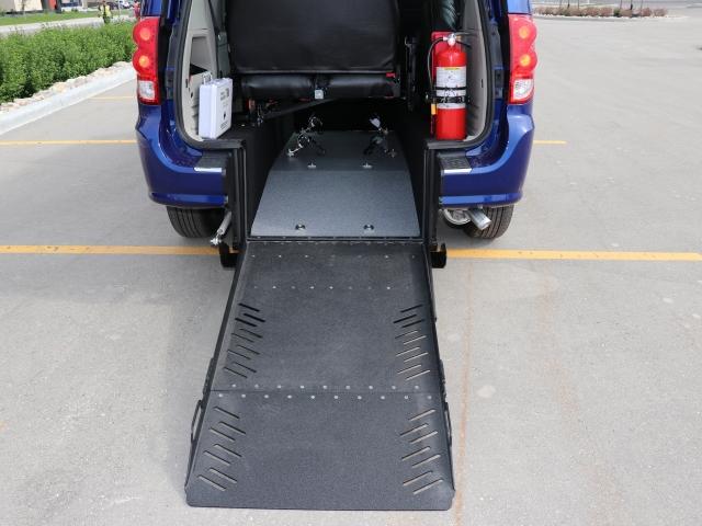 MoveMobility Commercial Rear Entry Dodge Grand Caravan